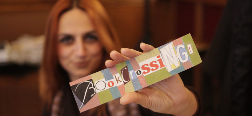 82 σελιδοδείκτες για το 6ο Ελληνικό Συνέδριο Bookcrossing
