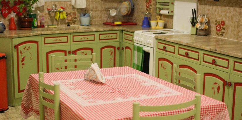 Η κουζίνα της μαμάς μου