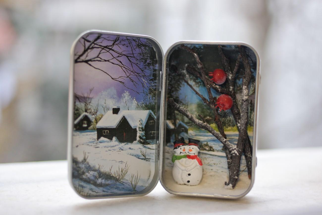 Ένα χριστουγεννιάτικο για την panigirtzou