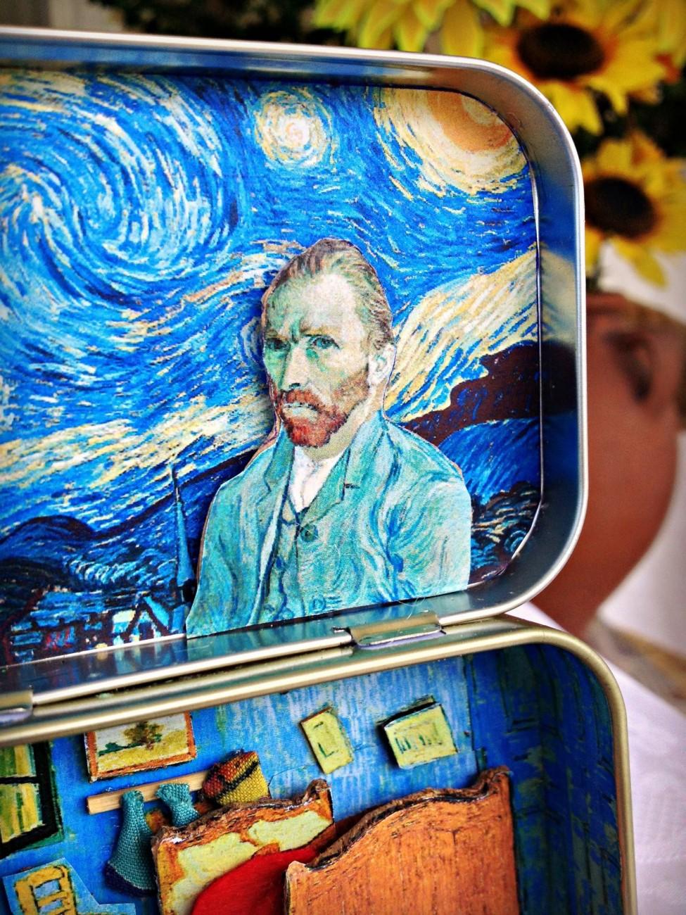 Και στο καπάκι ο Van Gogh