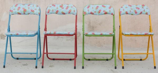 Οι καινούργιες μου καρέκλες!