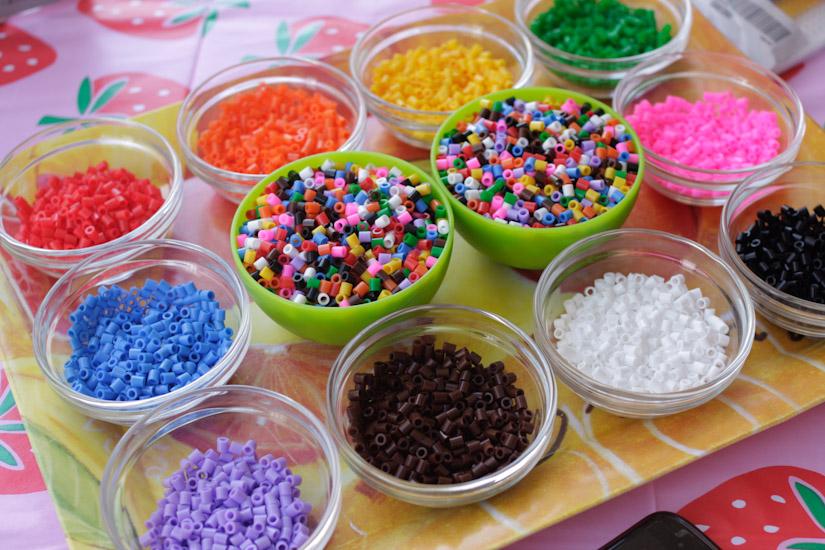 Άπειρες ώρες χαράς στο χώρισμα σε χρώματα!
