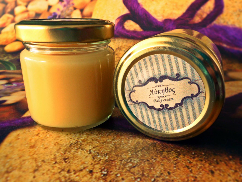 Baby cream από τη Λύκηθο