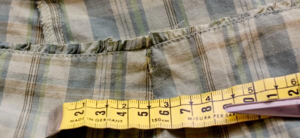 Μεταποίηση ρούχων ΙΙΙ: Από φόρεμα σε φούστα