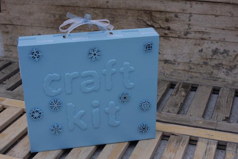 Το τελικό craft kit που θα ήθελε να είναι frozen!