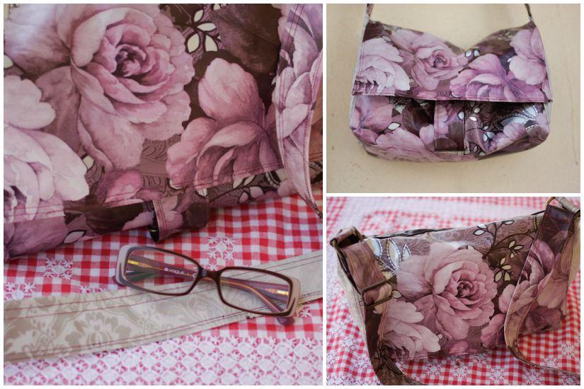 Η τσάντα μου και τα γυαλιά μου