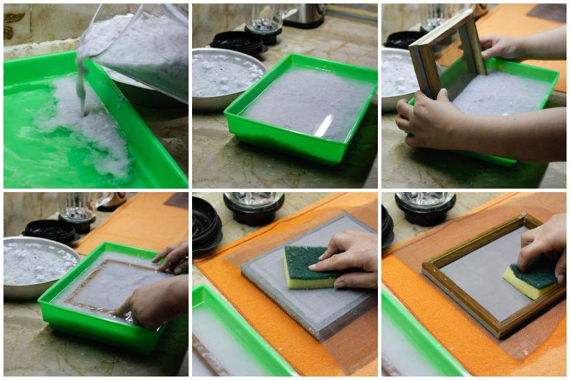 Η διαδικασία ανακύκλωσης του χαρτιού βήμα βήμα