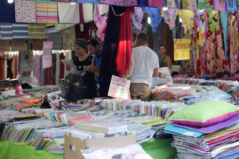 Σεντόνια και πετσέτες σε άπειρα χρώματα και σχέδια