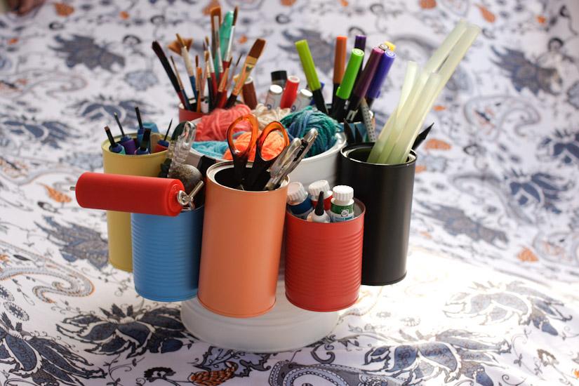 Τα υλικά μου και τα εργαλεία μου <3