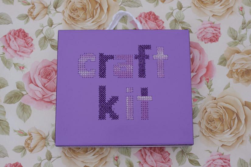 Το μωβ craft kit