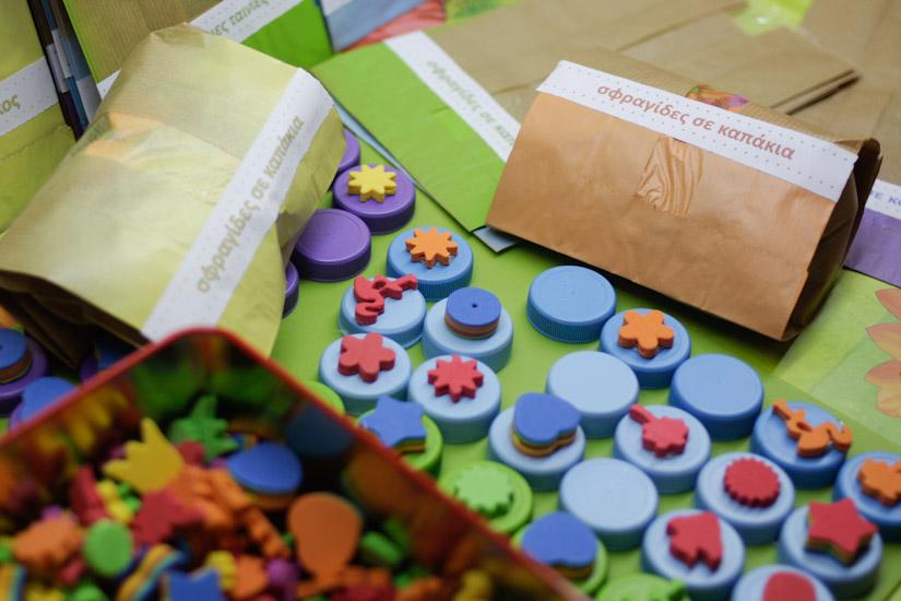 Έτοιμα τα σετάκια να μπουν στα craft kits