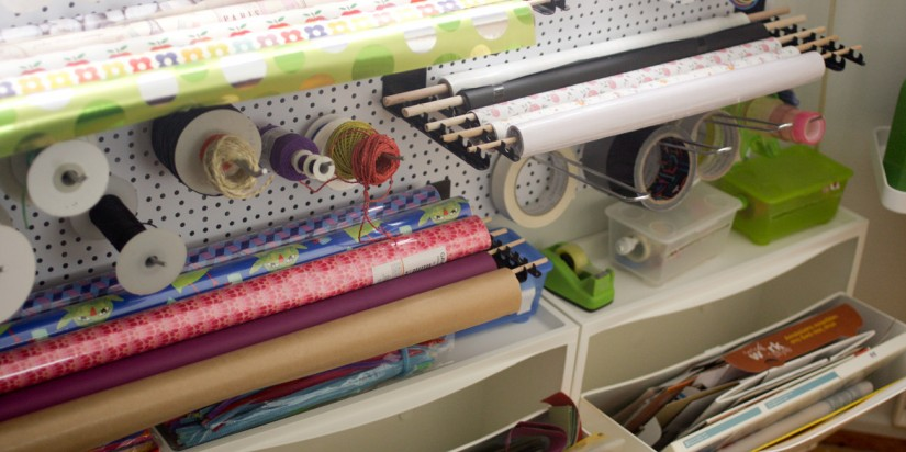 Το craft room του in my closet