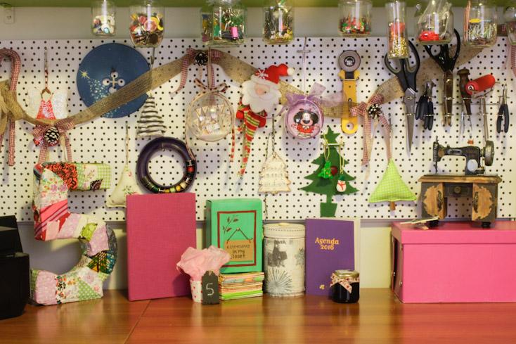 Δώρα παντού στο craft room