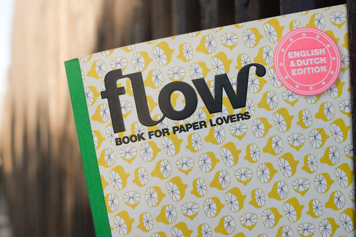 Η νέα μου αγάπη! Flow book close up!