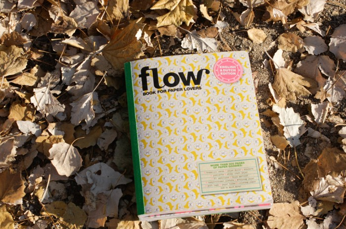 Flow book για τους λάτρεις του χαρτιού
