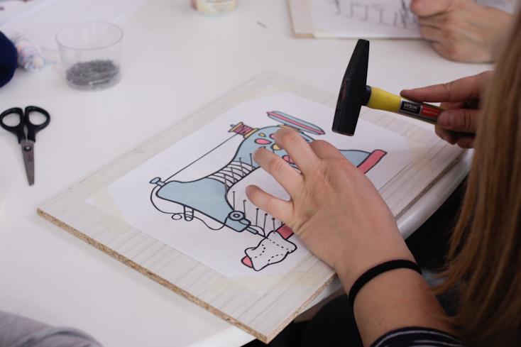 Ένα σχέδιο χωρίς βουλίτσες αλλά ιδανικό για crafters!
