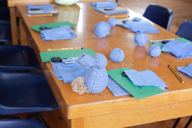 Έτοιμο το τραπέζι της δημιουργίας
