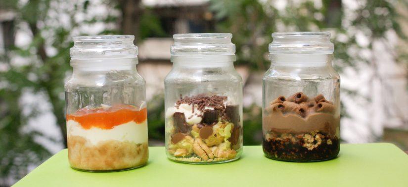 3 εύκολα γλυκά χωρίς ψήσιμο και μια μεγάλη έκπληξη