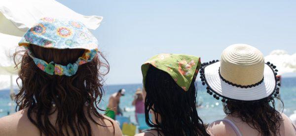 3 ιδέες για να φτιάξετε το δικό σας καπέλο παραλίας