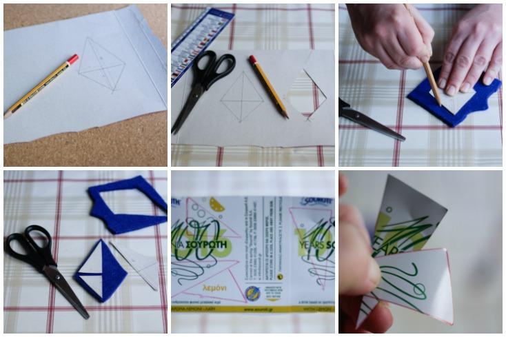 Οδηγίες βήμα-βήμα για τον χαρταετό