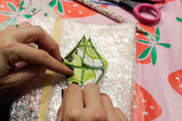 Ένας πράσινο χαρταετός!