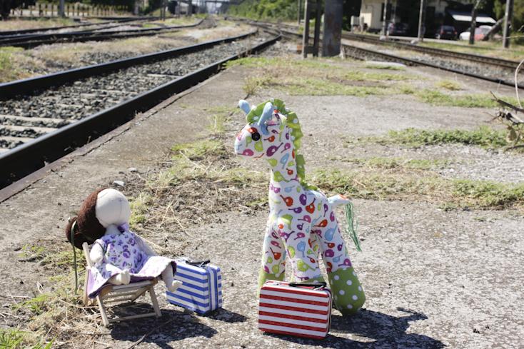 """""""Έλα μην κάθεσαι! Σε λίγο έρχεται το τρένο"""""""