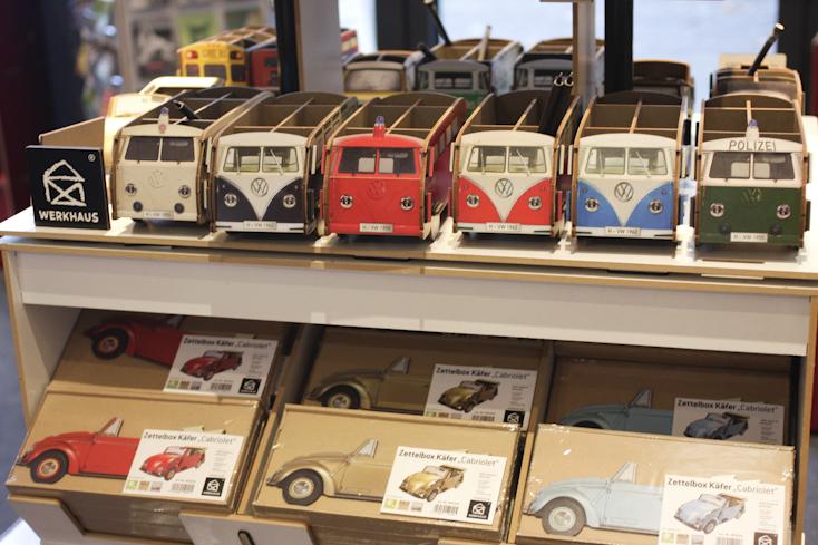 Modulor: Πολύ μου γυάλισαν αυτά τα DIY αυτοκινητάκια!