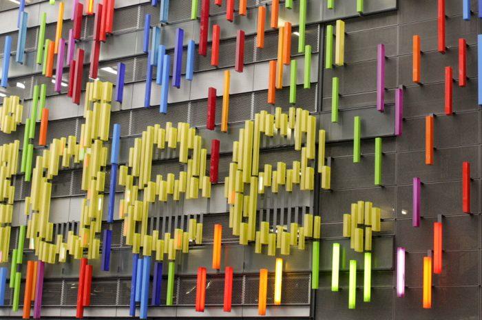 Μαγαζιά με υλικά χειροτεχνίας στο Βερολίνο