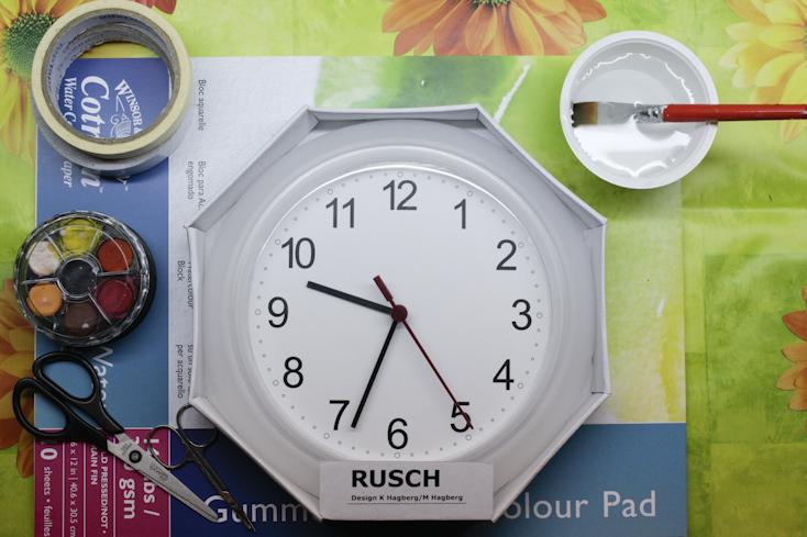 Τα απαραίτητα εργαλεία και υλικά για να αλλάξουμε τα ρολόγια μας