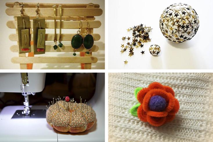 Οι δημιουργίες με τα υλικά του πακέτου κάνουν πάντα περήφανο το ξωτικό μας!