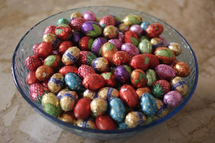 Τα λατρεμένα σοκολατένια αυγουλάκια