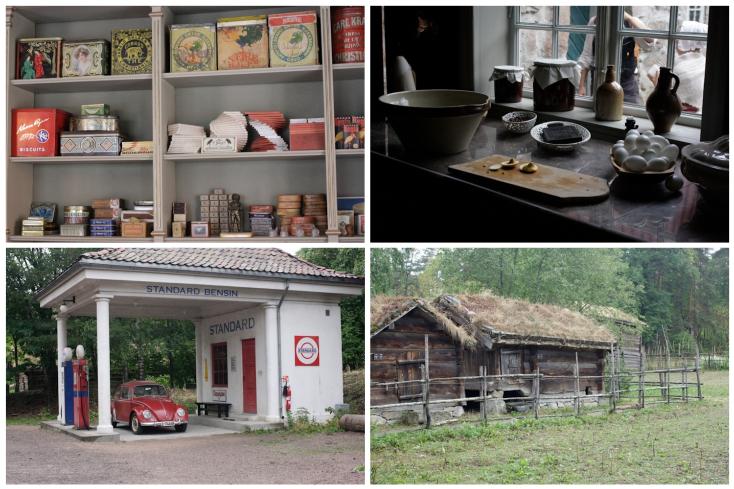 Το Νορβηγικό Λαογραφικό Μουσείο και τα υπέροχα κτίριά του
