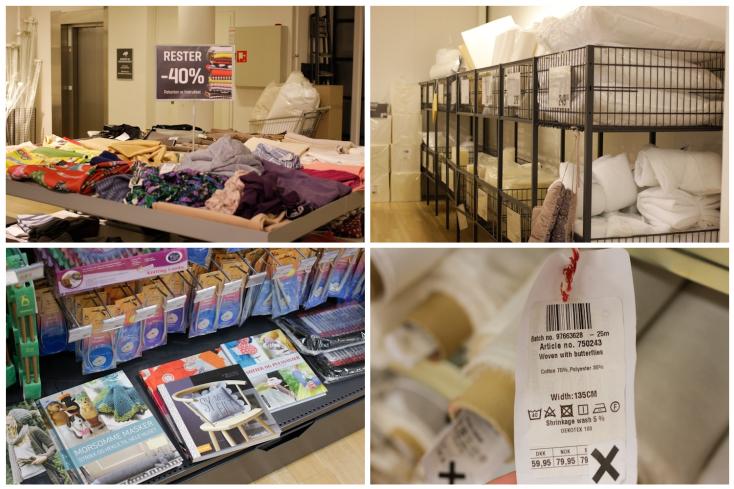 Stoff & Stil: Ρετάλια, βοηθητικά υφάσματα, βιβλία και τα πάντα όλα!